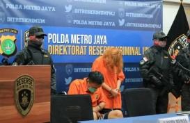 Mutilasi di Kalibata City, 2 Pelaku Pembunuhan Ternyata Sepasang Kekasih
