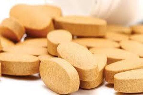 Vitamin yang dikonsumsi bisa berdampak pada tubuh manusia. - ilustrasi