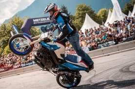 BMW Motorrad Days 2021 Digeser ke Berlin