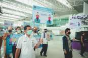 Peringati HARHUBNAS, Bandara SAMS Sepinggan Gelar Kampanye Terbang Aman dan Sehat