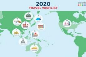 Taiwan Paling Banyak Dicari di Agoda.com, Bagaimana…
