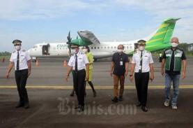 Citilink Buka 4 Rute Penerbangan Baru di Wilayah Sulawesi
