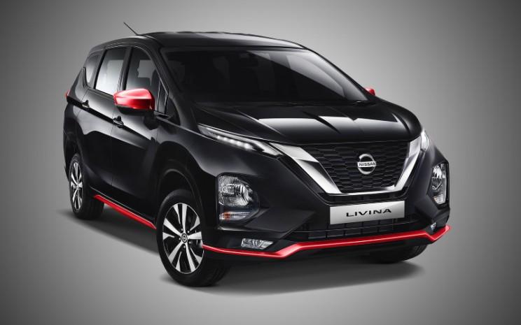 Nissan Livina Sporty Package edisi terbatas 100 unit dijual Rp265,4 juta on the road DKI Jakarta.  - Nissan