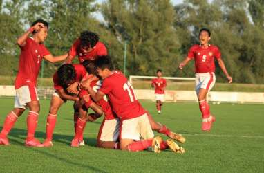 Timnas U-19 Menang Lawan Qatar, Ketum PSSI: Pemain Bermain Bagus