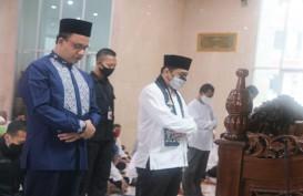 PSBB Jilid II, Masjid Balai Kota DKI Jakarta Tidak Gelar Salat Jumat