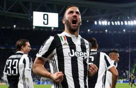 Higuain Tinggalkan Juventus, Segera ke Inter Miami Milik Beckham