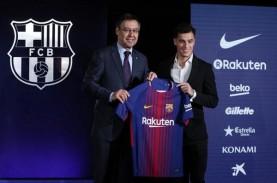 5 Terpopuler Bola, Presiden Barcelona Bartomeu Diguncang…