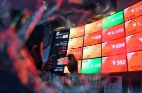 5 Hari PSBB Jakarta, Kapitalisasi Pasar IHSG Menguap Rp118 Triliun