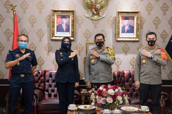 Bea Cukai Soekarno Hatta dan Polda Metro Jaya Pertajam Fungsi Pengawasan
