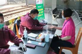 Layanan Rapid Test Kini Dibuka di Stasiun Kiaracondong