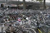 Mau Bikin Fasilitas Parkir Umum Sepeda? Baca Dulu Aturannya