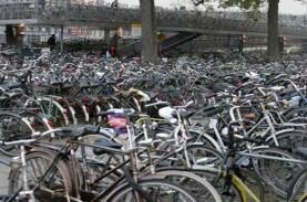 Mau Bikin Fasilitas Parkir Umum Sepeda? Baca Dulu…