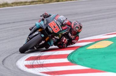 Hasil FP1 GP Emilia Romagna Dikuasai Quartararo dan Morbidelli