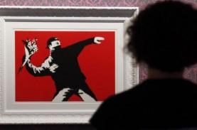 Banksy Kalah dalam Pertarungan Trademark dengan Perusahaan…