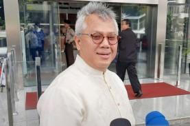 Positif Covid-19, Ketua KPU Arief Budiman Tetap Kerja…