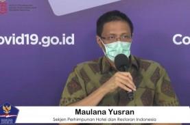 PHRI: 3.700 Kamar di 27 Hotel Siap Tampung Pasien…