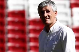 Mantan Pelatih Quique Setien Tuntut Barcelona