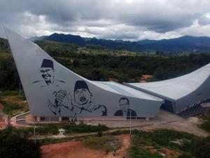Pembangunan Monumen Nasional PDRI Telah Mencapai 40 Persen