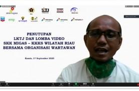 Puncak LKTJ dan Video SKK Migas Berkesan dan Meriah
