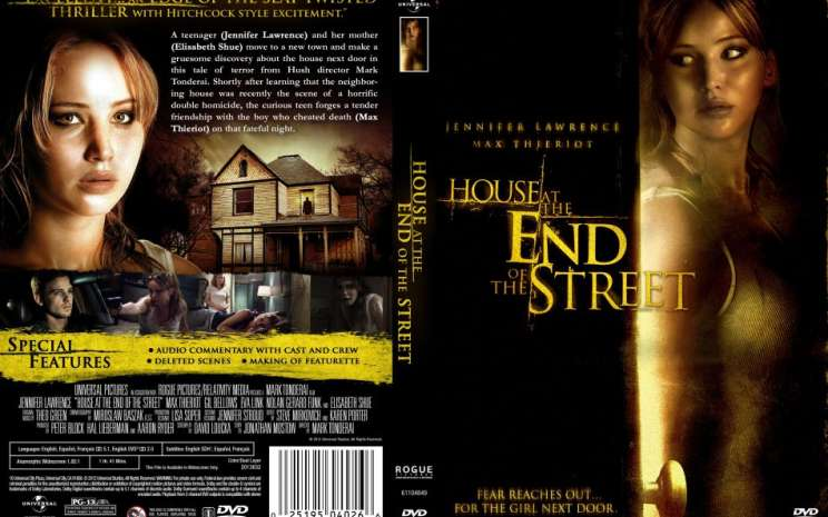 Fiilm House at the End of the Street tayang di Trans TV. - poster