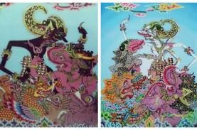 LUKISAN KACA CIREBON : Pesona Mahakarya Rastika