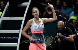 Hasil Tenis Italia Terbuka, Pliskova & Halep Lolos ke 8 Besar