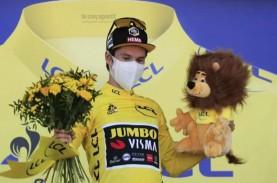 Andersen Menangi Etape 19 Tour de France, Roglic Pimpin…