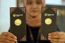 Harga Emas 24 Karat di Pegadaian Hari Ini, 19 September…