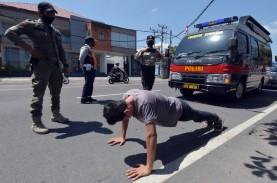 Sebanyak 80,51 Persen Pasien Covid-19 di Bali Telah…