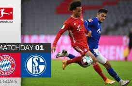 Munchen Menang 8–0 vs Schalke, Gnabry Hattrick, Jamal Buat Rekor