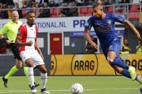 Hasil Liga Belanda, Utrecht Sukses Curi Poin di Venlo