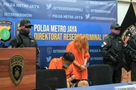 Polisi Rekonstruksi Mutilasi di Kalibata City, Ada…