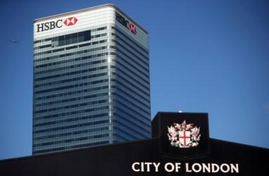 Saham HSBC Holdings Sentuh Level Terendah Sejak 2008