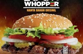 Burger King Indonesia Luncurkan Whopper Organik Tanpa…