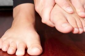 Kesemutan Bisa Jadi Gejala Gagal Ginjal dan Diabetes
