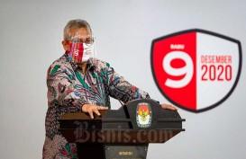 Setelah Arief Budiman, Giliran Ketua KPU Sulsel Positif Covid-19, Semobil saat di Makassar