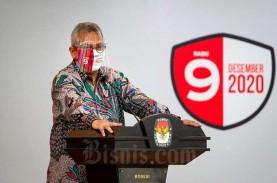 Setelah Arief Budiman, Giliran Ketua KPU Sulsel Positif…