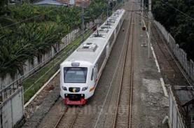 PSBB Jakarta, Operasional KA Bandara Jadi 40 Perjalanan…