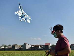 Hobi Aeromodelling Kembali Tren di Tengah Pandemi Covid-19