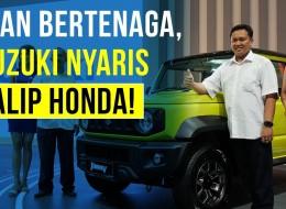 Kian Bertenaga, Suzuki Nyaris Salip Honda!