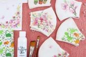 Berkreasi Buat Masker Decoupage Sendiri dengan Paket DIY Naturacraft