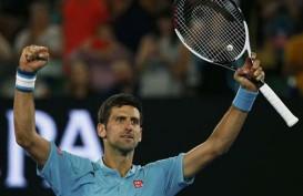 Tenis Italia Terbuka, Djokovic ke Semifinal Lewat Perjuangan Berat
