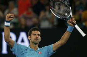 Tenis Italia Terbuka, Djokovic ke Semifinal Lewat…