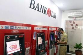 Layanan Digital Antar Bank DKI Raih Penghargaan BUMD…