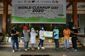 World Cleanup Day 2020, PIKA Pupuk Kaltim Kumpulkan…