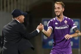 Hasil Liga Italia : Roma 1 Poin di Verona, Fiorentina…