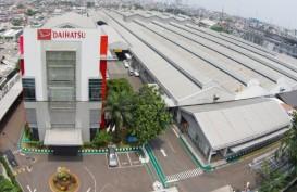 PSBB Jakarta, Karyawan Daihatsu Bekerja di Kantor 1 Pekan dalam 1 Bulan