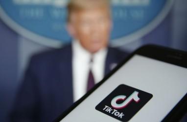 Trump Restui Kesepakatan Akuisisi Oracle atas TikTok AS