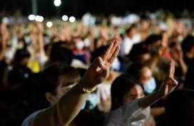 Demo Reformasi Kerajaan dan Menurunkan Perdana Menteri di Thailand Berlanjut