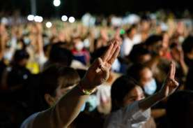 Demo Reformasi Kerajaan dan Menurunkan Perdana Menteri…